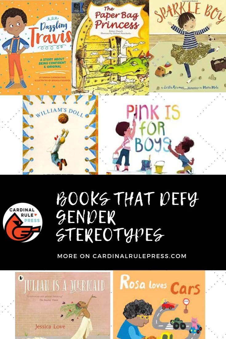 Books That Defy Gender Stereotypes