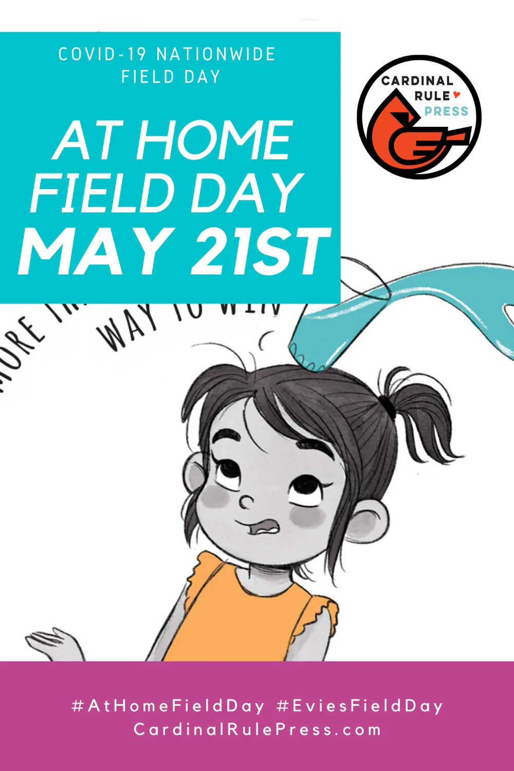 At-Home Field Day