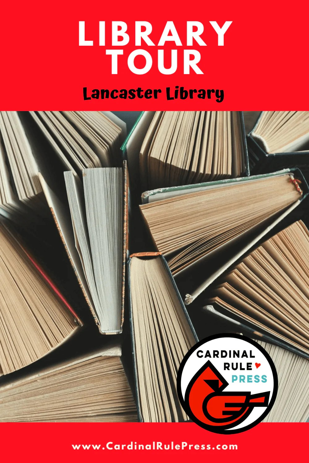 Summer Library Tour: Lancaster Library