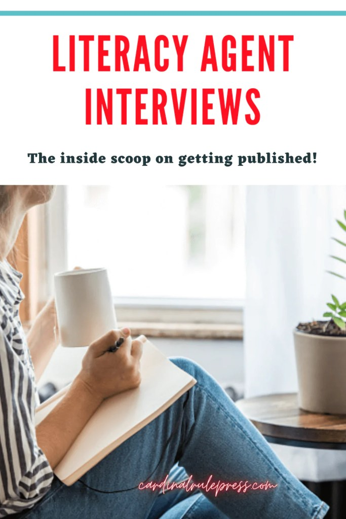 Literary Agent Interview Series {Stephanie Hansen - Metamorphosis Literary Agency} Perfect for aspiring writers and authors who are looking to get published. Learn the inside scoop on what an agent looks for and more! #LiteraryAgent #InterviewSeries #GetPublished