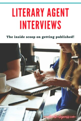 Literary Agent Interview Series {Karly Caserza - Fuse Literary} Perfect for aspiring writers and authors who are looking to get published. Learn the inside scoop on what an agent looks for and more! #LiteraryAgent #InterviewSeries #GetPublished