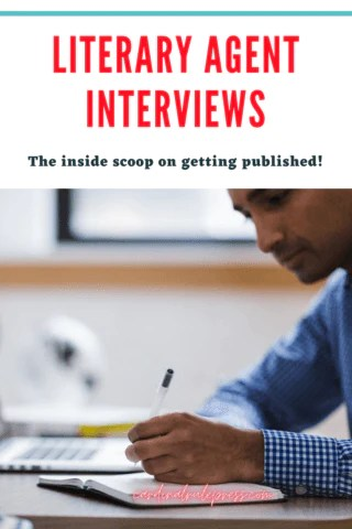 Literary Agent Interview Series {Kaitlyn Sanchez}