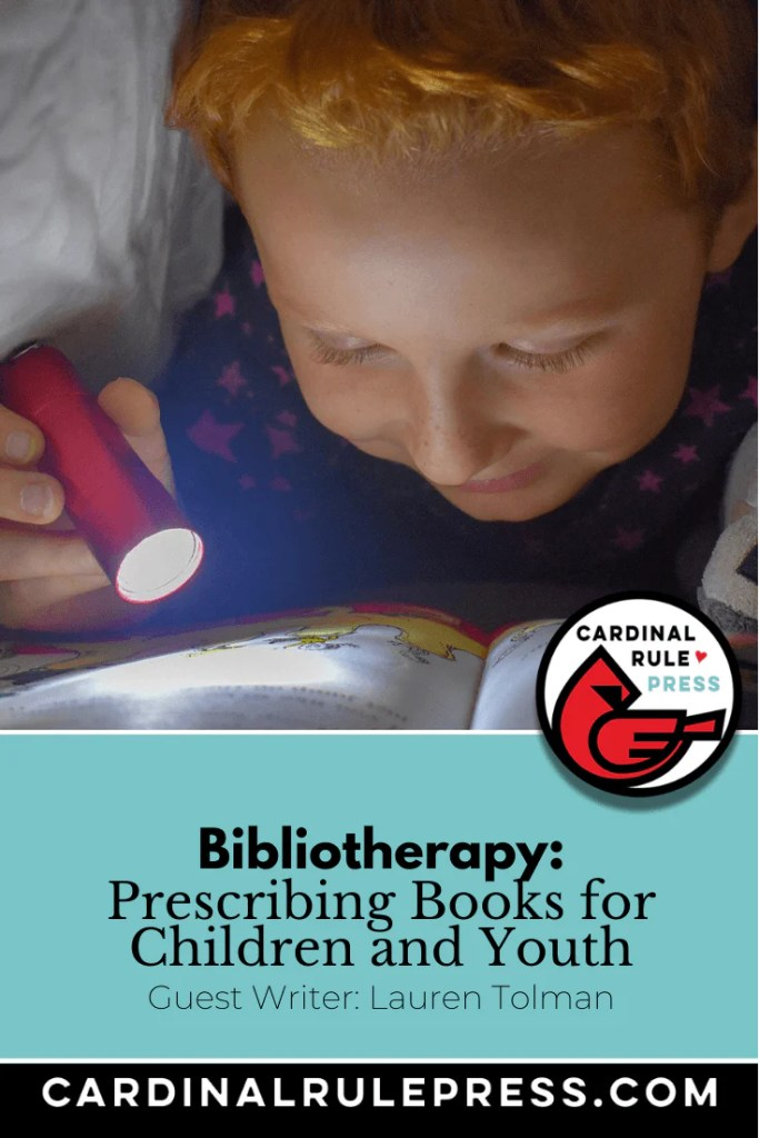 Bibliotherapy: Prescribing Books for Children and Youth. Libraries and bookstores provide endless opportunities for reading for entertainment, but they also offer a world of resources for children and caregivers. #Bibliotherapy #BooksToRead #BooksForChildren