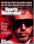 Bill Knight - Nike Boss August 16, 1993 x 44604 credit:  Burk Uzzle- freelance