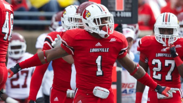 Louisville Football v Temple