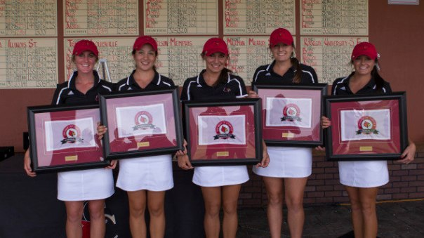 Louisville Women's Golf Cardinal Cup   Day 2