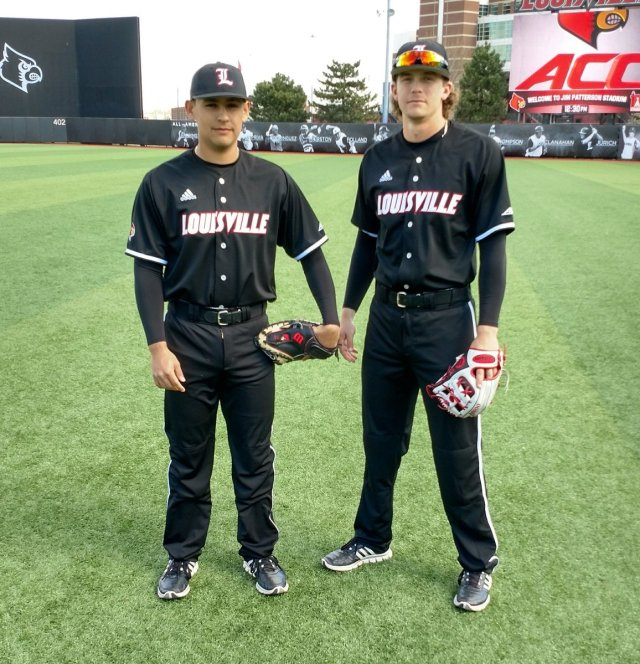 black baseball uni