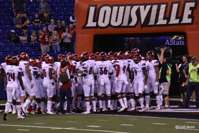 Louisville football 2017