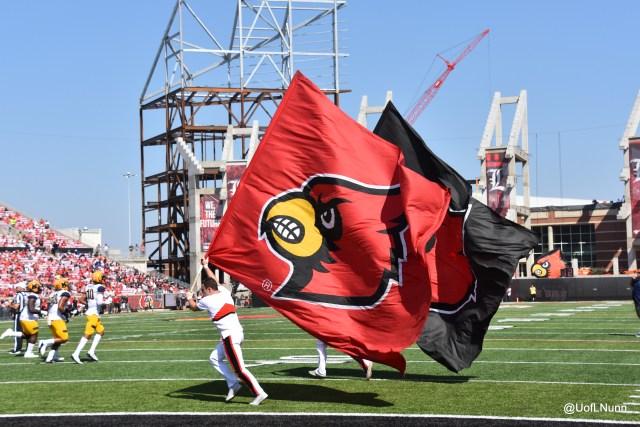 Cardinal flags