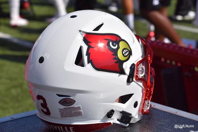 Louisville Helmet - White