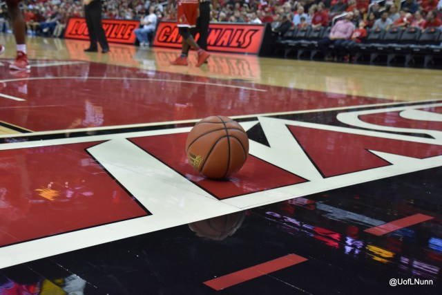 Louisville Basketball - KFC Yum Center