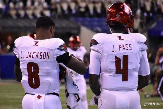 Jawon Pass - Lamar Jackson