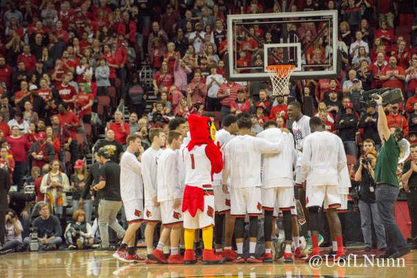 Louisville basketball 2018