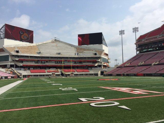 Cardinal Stadium expansion