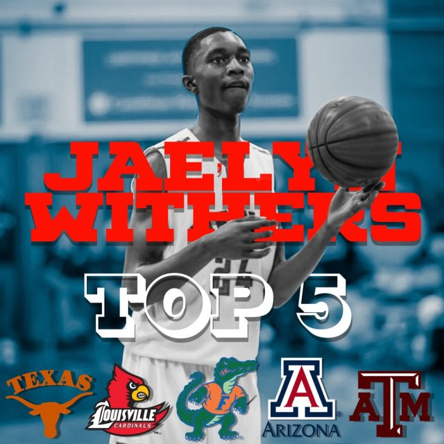 Jaelyn Withers top 5