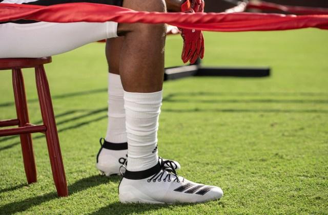 Muhammad Ali Louisville football uniform