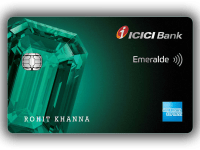 ICICI Bank Emeralde Credit Card review 2
