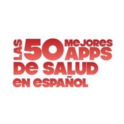 Cartel para el Informe las 50 mejores Apps de salud en español