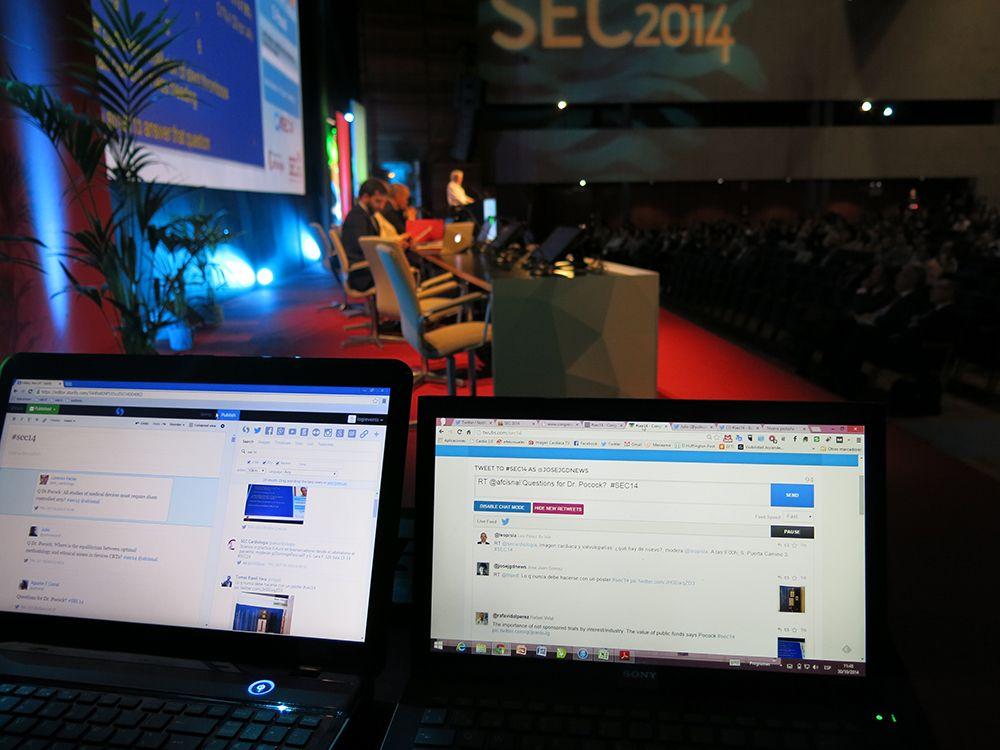 Sesion tuitera