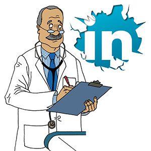 Linkedin en Medicina