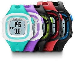 recensioni opinioni Garmin Forerunner 15 GPS Running cardiofrequenzimetro