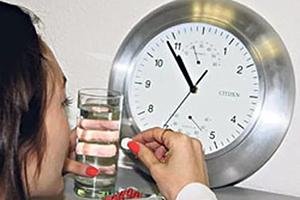 Через сколько действует конкор - Здоровое Давление