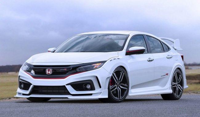 2018 Honda Civic Type R Review Price Interior Coupe
