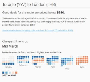When To Buy Flight Tickets