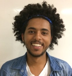 Haben Tesfu, Masters Student