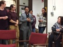 Brijesh gets his PhD