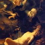 akeidat Yitschak Rembrandt