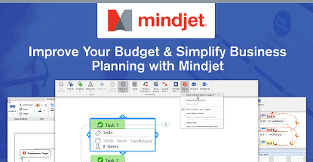 Improve Your Budget & Simplify Business Planning with Mindjet