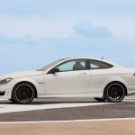 Much Better 2012 Mercedes Benz C Class Coupe Amg
