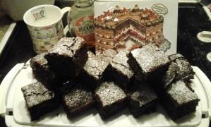 sugar-free chocolate brownies davina mccall