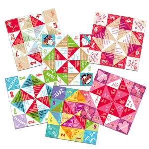 chatterboxes fortune tellers