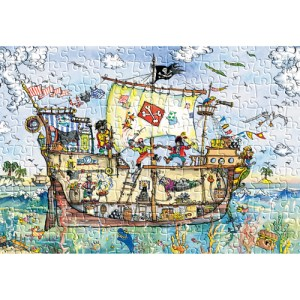 Pirate Jigsaw puzzles