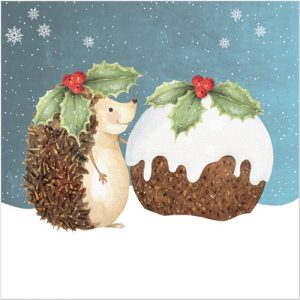Bestselling Christmas Cards Donkeys Hedgehogs And