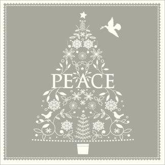 peace christmas cards