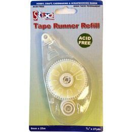 double sided tape runner refill