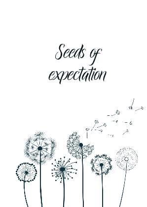 seeds of expectation