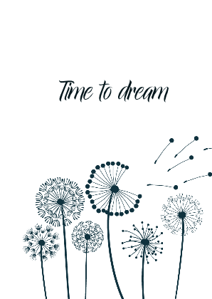 time to dream notebook