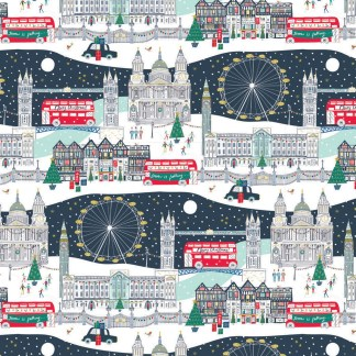 London Gift Wrap