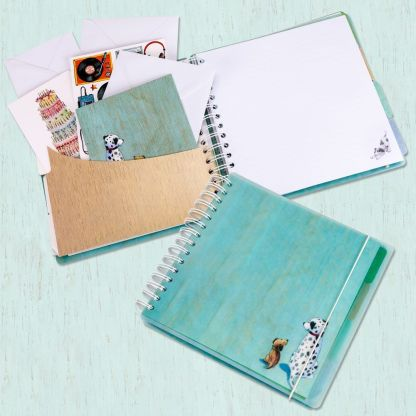 Rolo and Midge organiser book