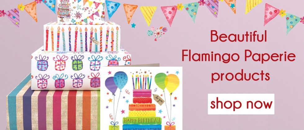 what's special about Flamingo Paperie