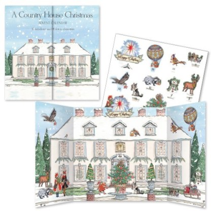A Country House Christmas Advent Calendar
