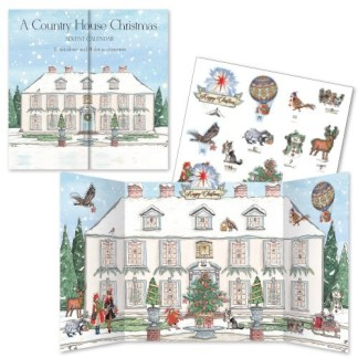 A Country House Christmas Advent Calendar