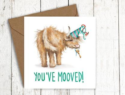 You've Mooved