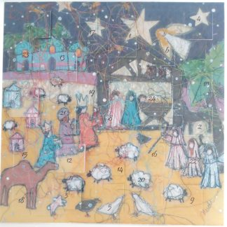 Nativity Night Advent Calendar