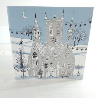 Gothic Church Advent Calendar