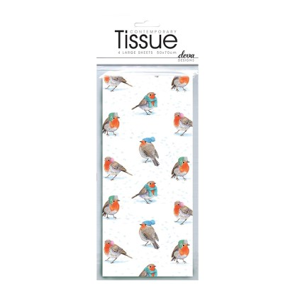 Radiant Robins Tissue